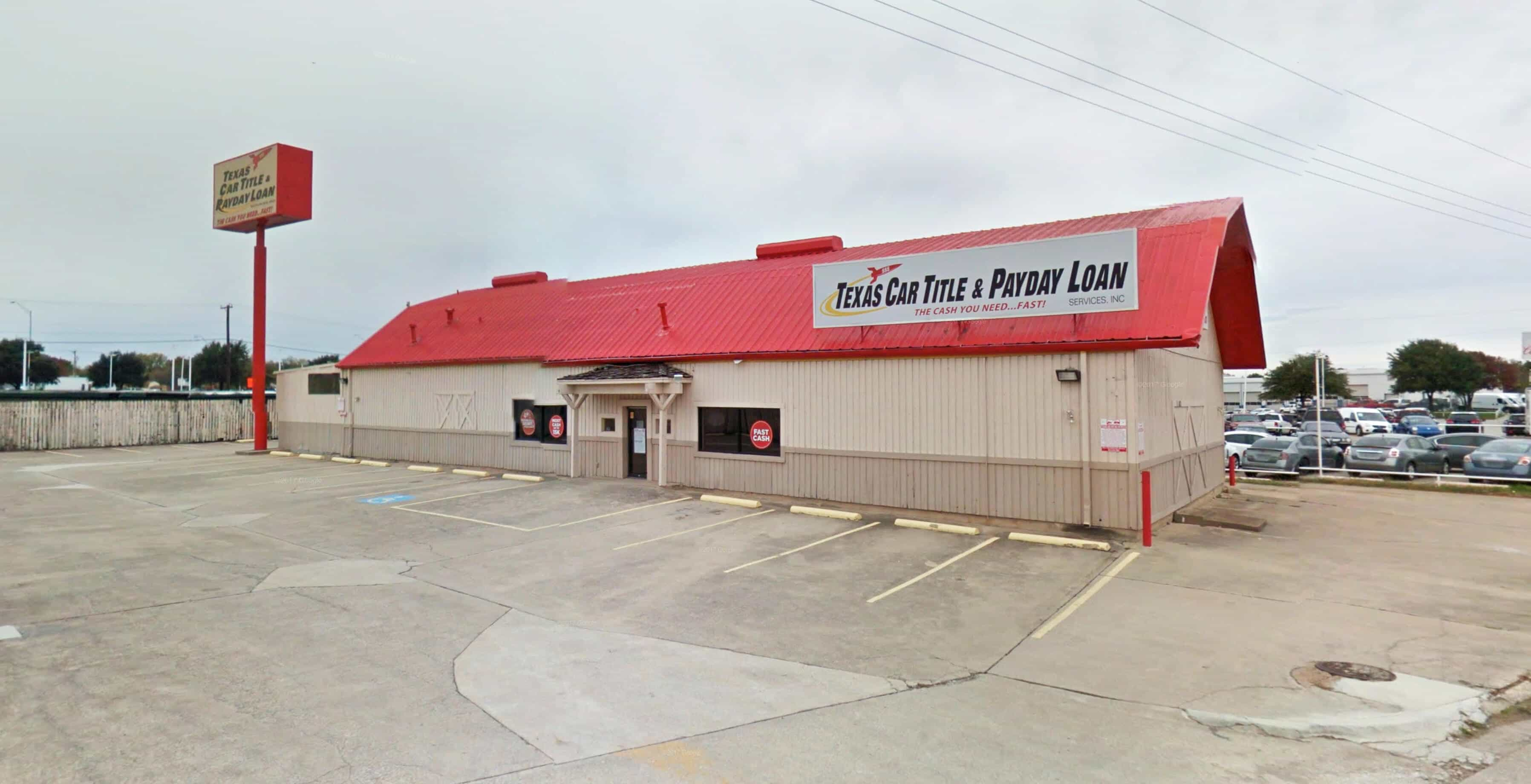 Payday Loans Red Rock, TX